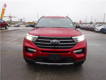 2020 Ford Explorer XLT (Stk: 20-09) in Kapuskasing - Image 2 of 10