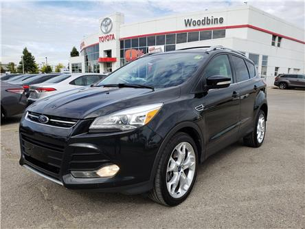 2013 Ford Escape Titanium (Stk: 9-1233A) in Etobicoke - Image 1 of 18