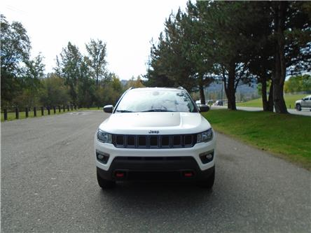 2018 Jeep Compass Trailhawk (Stk: 9796) in Quesnel - Image 2 of 25