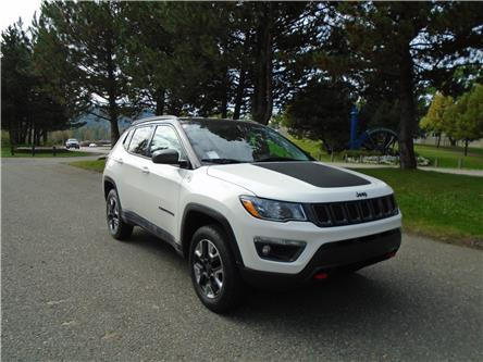 2018 Jeep Compass Trailhawk (Stk: 9796) in Quesnel - Image 1 of 25
