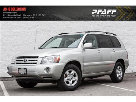2005 Toyota Highlander Base (Stk: 38242A) in Markham - Image 1 of 14
