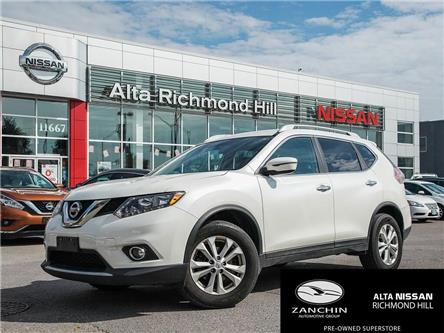 2016 Nissan Rogue SV (Stk: RU2743) in Richmond Hill - Image 1 of 22