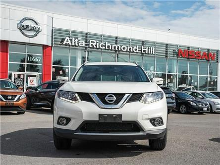 2016 Nissan Rogue SV (Stk: RU2743) in Richmond Hill - Image 2 of 22