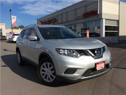 2015 Nissan Rogue  (Stk: P0104) in Milton - Image 1 of 18