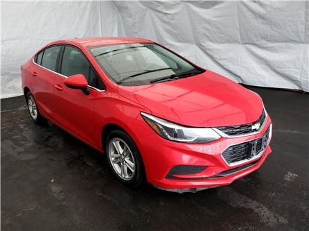 2018 Chevrolet Cruze LT Auto (Stk: IU1632R) in Thunder Bay - Image 1 of 18