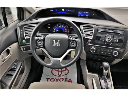 2013 Honda Civic LX (Stk: N19444A) in Timmins - Image 2 of 14