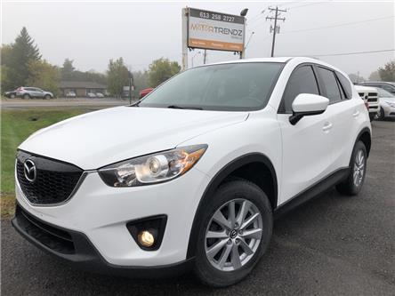 2015 Mazda CX-5 GS (Stk: -) in Kemptville - Image 1 of 5