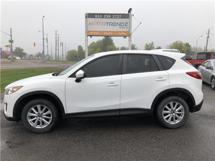 2015 Mazda CX-5 GS (Stk: -) in Kemptville - Image 2 of 5