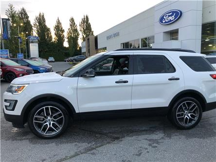 2017 Ford Explorer Sport (Stk: OP19343) in Vancouver - Image 2 of 27