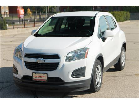 2014 Chevrolet Trax LS (Stk: 1909408) in Waterloo - Image 1 of 25