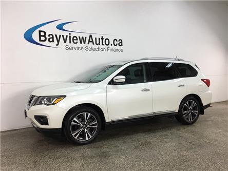 2017 Nissan Pathfinder Platinum (Stk: 35771W) in Belleville - Image 1 of 30