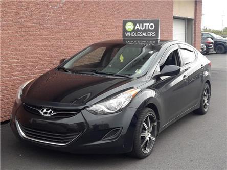 2012 Hyundai Elantra GL (Stk: U3446A) in Charlottetown - Image 1 of 6