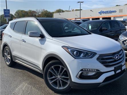 2017 Hyundai Santa Fe Sport 2.0T Limited (Stk: 19T1233A) in Midland - Image 1 of 16