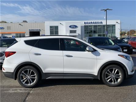2017 Hyundai Santa Fe Sport 2.0T Limited (Stk: 19T1233A) in Midland - Image 2 of 16