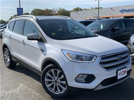 2017 Ford Escape Titanium (Stk: 0999PT) in Midland - Image 1 of 17
