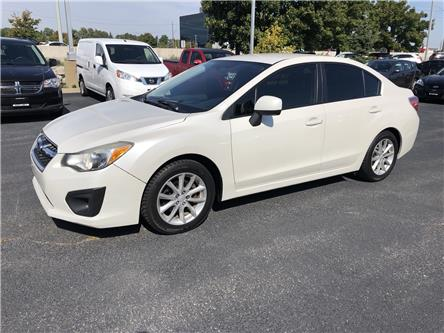 2012 Subaru Impreza 2.0i Touring Package (Stk: 347-20A) in Oakville - Image 1 of 11