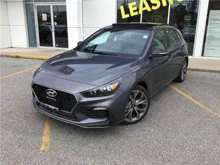 2020 Hyundai Elantra GT N Line (Stk: H12305) in Peterborough - Image 1 of 20