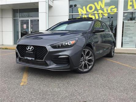 2020 Hyundai Elantra GT N Line (Stk: H12305) in Peterborough - Image 2 of 20