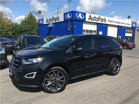 2017 Ford Edge Sport (Stk: 17-05519T) in Georgetown - Image 1 of 22