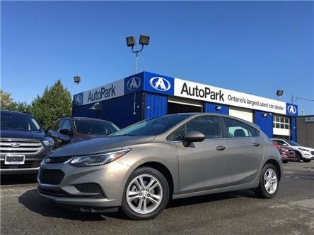 2018 Chevrolet Cruze LT Auto (Stk: 18-27847R) in Georgetown - Image 1 of 22