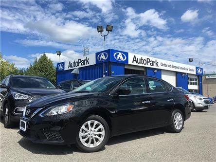 2019 Nissan Sentra 1.8 SV (Stk: 19-80097R) in Georgetown - Image 1 of 22