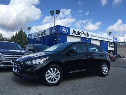 2019 Hyundai Accent Preferred (Stk: 19-82974R) in Georgetown - Image 1 of 22