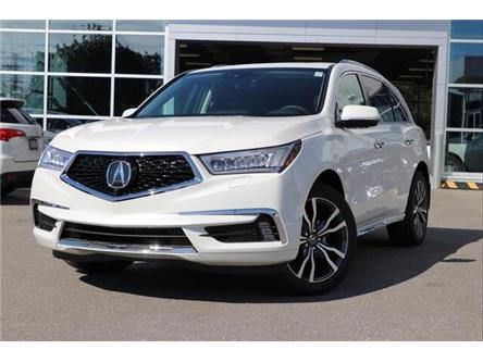 2019 Acura MDX Elite (Stk: 18385) in Ottawa - Image 1 of 10