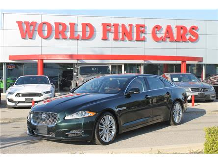 2011 Jaguar XJ XJL (Stk: 16989) in Toronto - Image 1 of 24