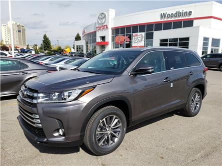 2019 Toyota Highlander XLE (Stk: 9-1246) in Etobicoke - Image 2 of 9