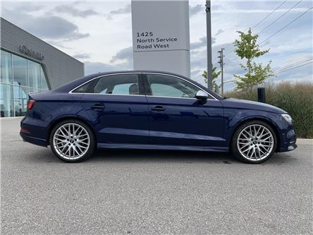2019 Audi S3 2.0T Technik (Stk: 50449) in Oakville - Image 2 of 21