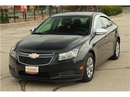 2012 Chevrolet Cruze LT Turbo (Stk: 1909417) in Waterloo - Image 1 of 23