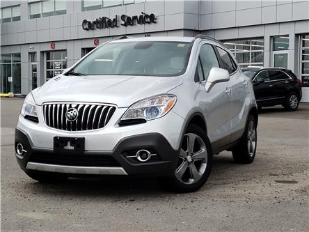2013 Buick Encore Convenience (Stk: L194941A) in Newmarket - Image 1 of 25