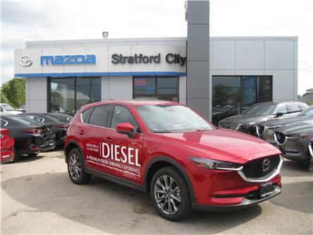 2019 Mazda CX-5 Signature w/Diesel (Stk: 19127) in Stratford - Image 1 of 7