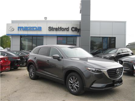 2019 Mazda CX-9 GS (Stk: 19115) in Stratford - Image 1 of 7