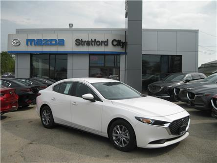 2019 Mazda Mazda3 GS (Stk: 19106) in Stratford - Image 1 of 7