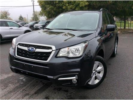 2017 Subaru Forester 2.5i Convenience (Stk: 19-1233A) in Ottawa - Image 1 of 13