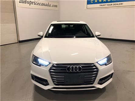 2018 Audi A4 2.0T Komfort (Stk: D0312) in Mississauga - Image 2 of 27
