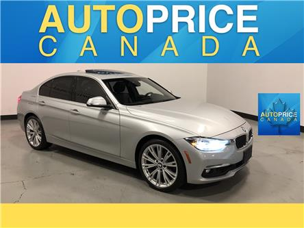 2016 BMW 328i xDrive (Stk: F0619) in Mississauga - Image 1 of 26