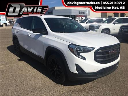 2019 GMC Terrain SLE (Stk: 176332) in Medicine Hat - Image 1 of 23