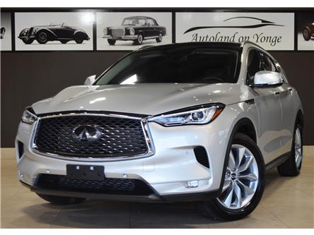2019 Infiniti QX50 ESSENTIAL (Stk: E7773A - AUTOLAND) in Thornhill - Image 1 of 31