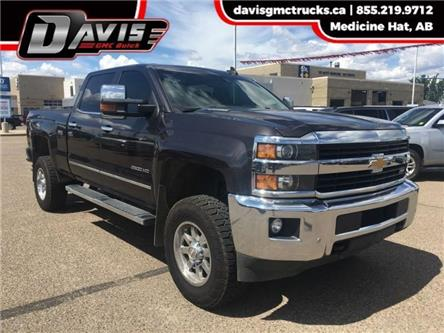 2016 Chevrolet Silverado 2500HD LTZ (Stk: 176773) in Medicine Hat - Image 1 of 25