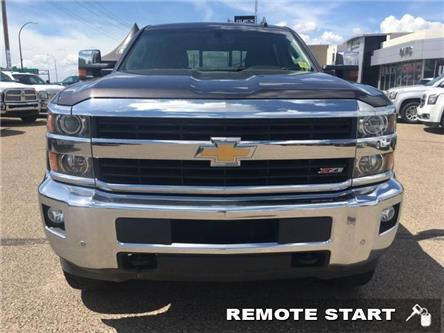 2016 Chevrolet Silverado 2500HD LTZ (Stk: 176773) in Medicine Hat - Image 2 of 25
