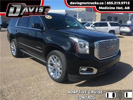2017 GMC Yukon Denali (Stk: 156787) in Medicine Hat - Image 1 of 27