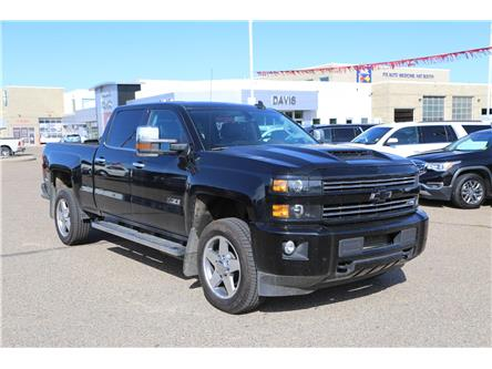 2017 Chevrolet Silverado 2500HD LTZ (Stk: 160676) in Medicine Hat - Image 1 of 22