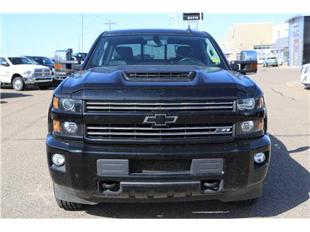 2017 Chevrolet Silverado 2500HD LTZ (Stk: 160676) in Medicine Hat - Image 2 of 22