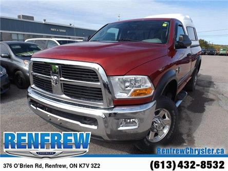 2010 Dodge Ram 2500 SLT (Stk: K039A) in Renfrew - Image 1 of 23