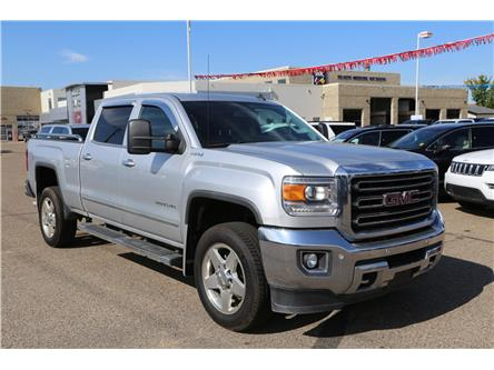 2015 GMC Sierra 2500HD SLT (Stk: 175139) in Medicine Hat - Image 1 of 25