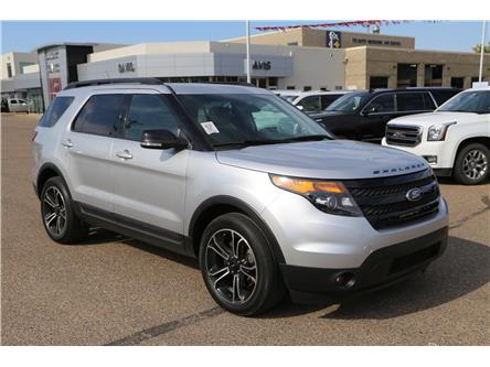 2015 Ford Explorer Sport (Stk: 178464) in Medicine Hat - Image 1 of 25