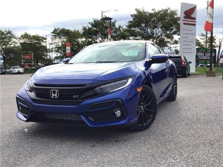 2020 Honda Civic Si Base (Stk: 20027) in Barrie - Image 1 of 24