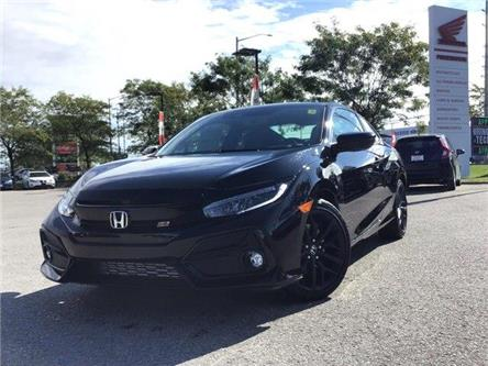 2020 Honda Civic Si  (Stk: 20029) in Barrie - Image 1 of 24
